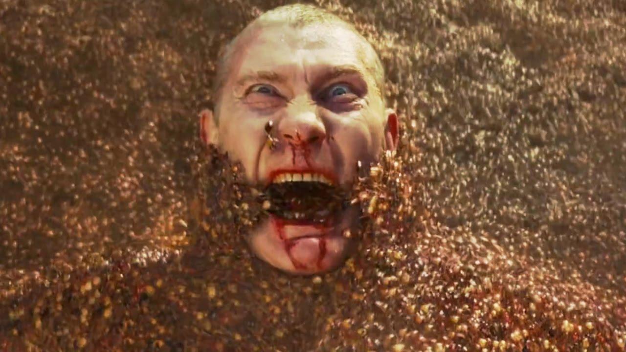 Killer Ants - Indiana Jones and the Kingdom of the Crystal Skull Scene