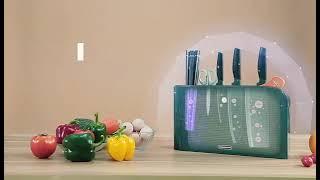 칼수저도마자외선살균기건조기식기소독기살균수저통