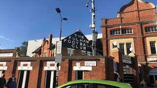 Fulham vs Arsenal   Ramsey or Iwobi? LIVE from Craven Cottage