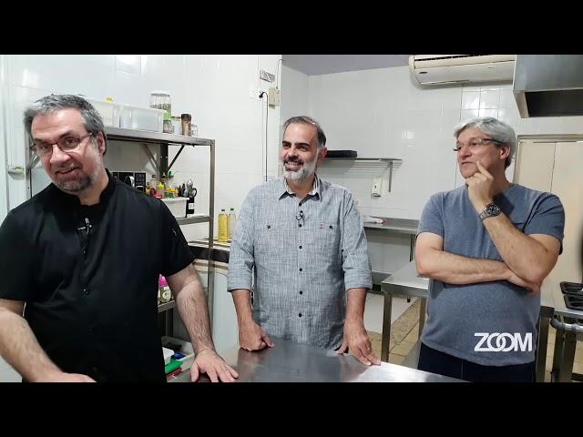 17-10-2019 | 2ª TEMPORADA | QUEM É O CHEF | 6º EPISÓDIO