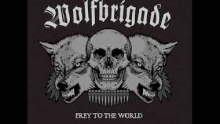 Wolfbrigade - In Darkness You Feel No Regret