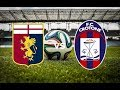 Video Gol Pertandingan Genoa vs Crotone