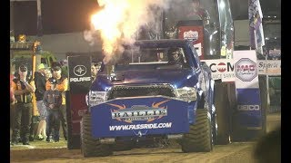 BADDEST PULLING TRUCKS ON EARTH SDX '18 SUPER STOCK DIESEL TRUCKS. SCHEID DIESEL EXTRAVAGANZA FRIDAY