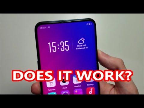 Oppo Find X Verizon SIM Card Test- Does CDMA Work?