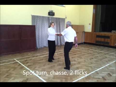 Midnight Jive Sequence Dance Walkthrough