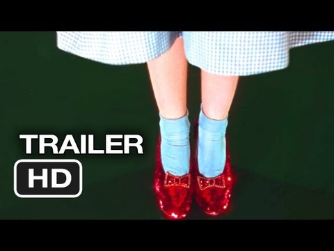 The Wizard Of Oz IMAX 3D Official Trailer #1 (2013) - Judy Garland Movie HD