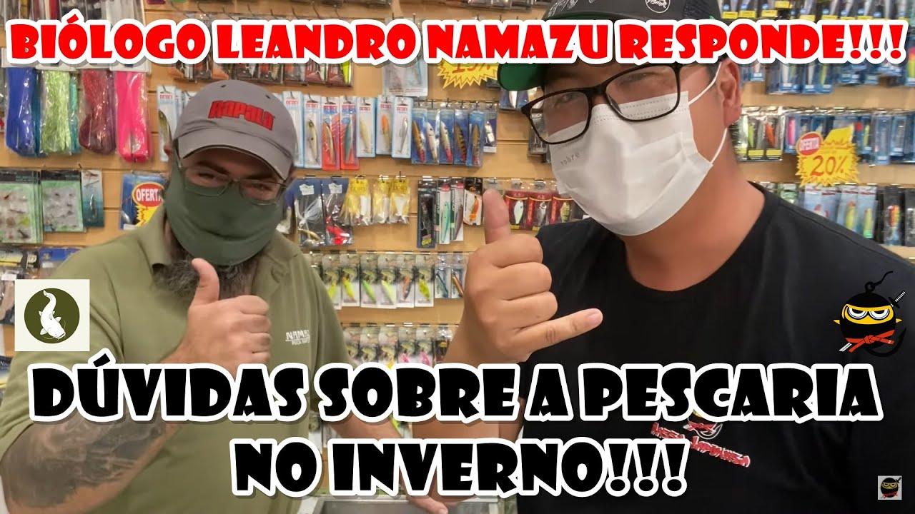 PRESSÃO BAROMÉTRICA INFLUENCIA A PESCARIA EM PESQUEIRO??? BIÓLOGO LEANDRO RESPONDE!!!