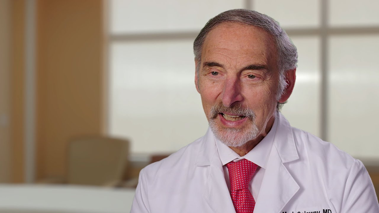 Mark Soloway, MD | Memorial Healthcare System