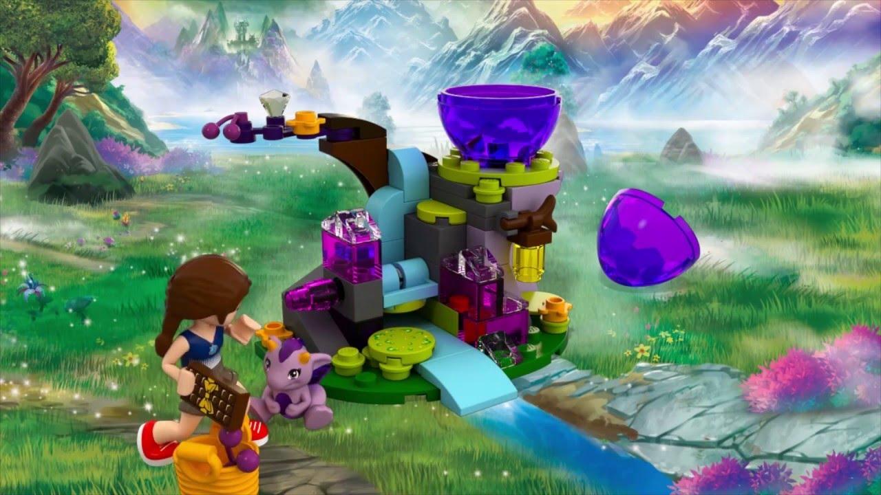 Emily Jones Amp The Baby Wind Dragon Lego Elves 41171