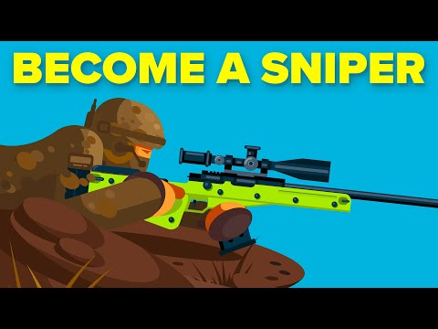 How To Become A US Army Sniper?