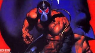 Supervillain Origins: Bane