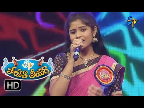 Masaka Masaka Cheekati Lo Song   Haripriya Performance   Padutha Theeyaga   19th Feb 2017