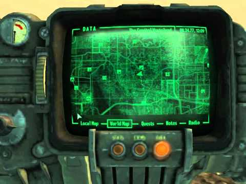 fallout 3 Where to find dogmeat - YouTube on