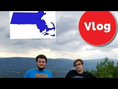 Vlog - 6/23/17 | A Road Trip through Northwestern Massachusetts with CellPhonzRock Enterprises
