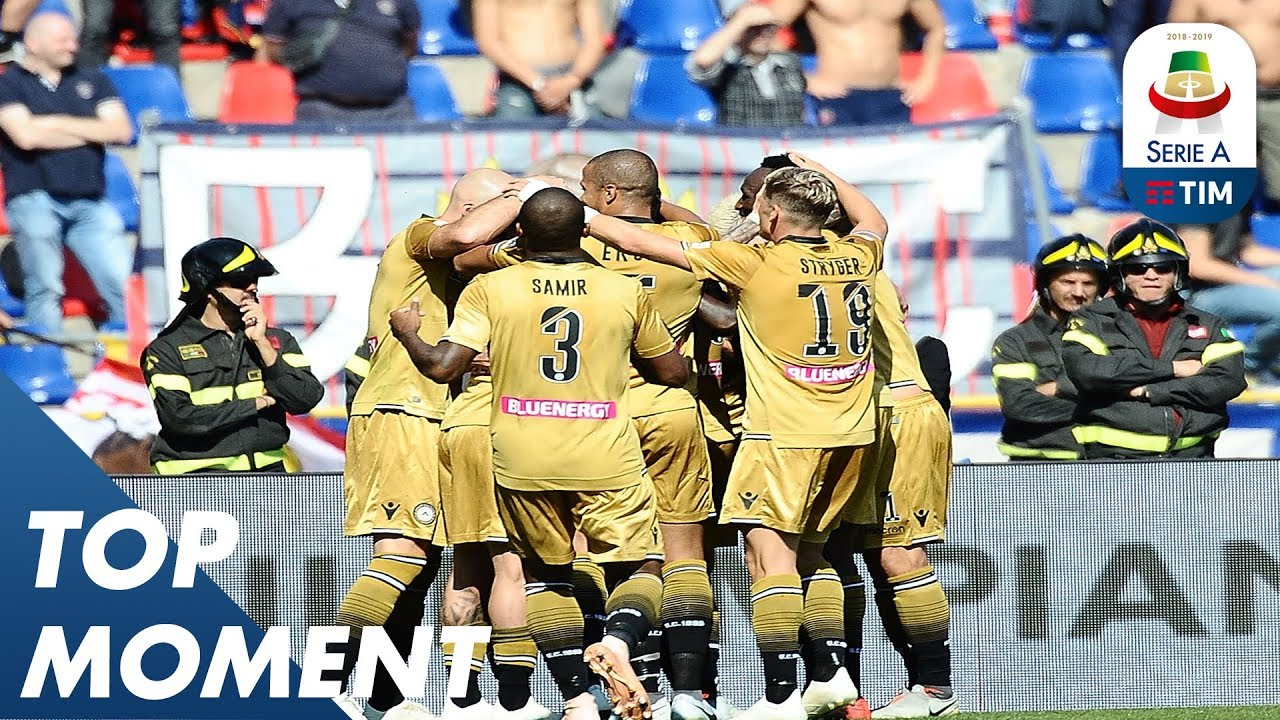 Download Pussetto Scores His First Goal Of The Season | Bologna 2-1 Udinese | Serie A
