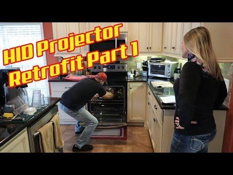 HID Projector Upgrade Part 1