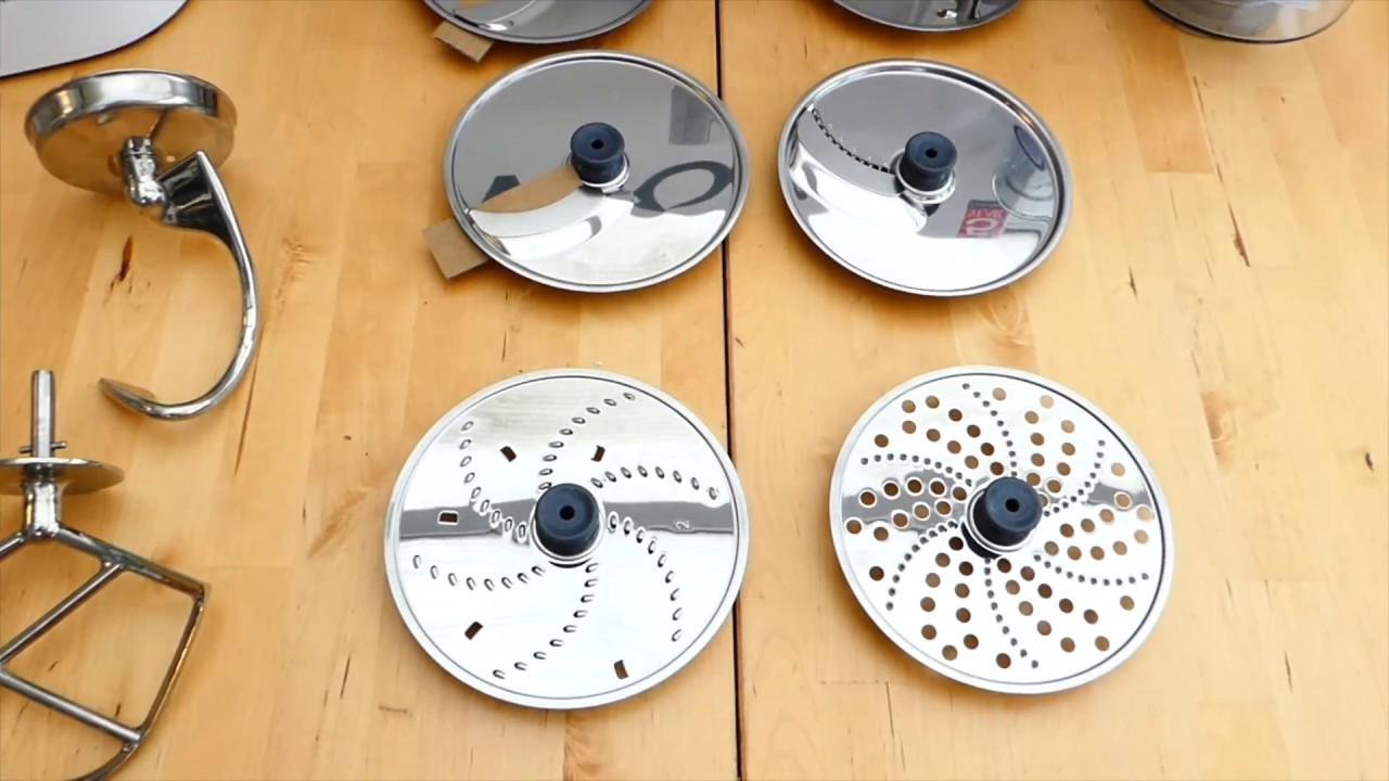 Kenwood Kitchen Machine Chef Titanium Limited Edition Review Youtube