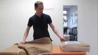 Одеяла из верблюжьей шерсти российского производства(Одеяла из верблюжьего пуха и верблюжьей шерсти