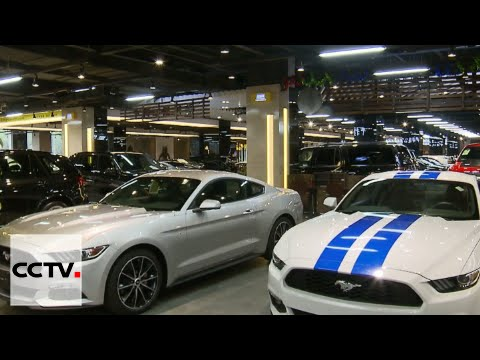 Upgrade of Made-In-China: Chinese carmaker targets foreign brands in high-end market