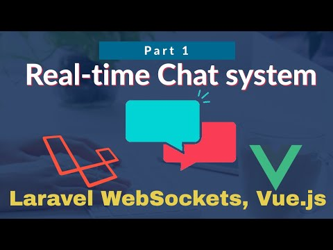 #1: Laravel WebSockets Installation & Configuration | Real-time Chat Application