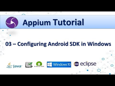 Repeat Download | setup visual studio and run Appium C# tests by