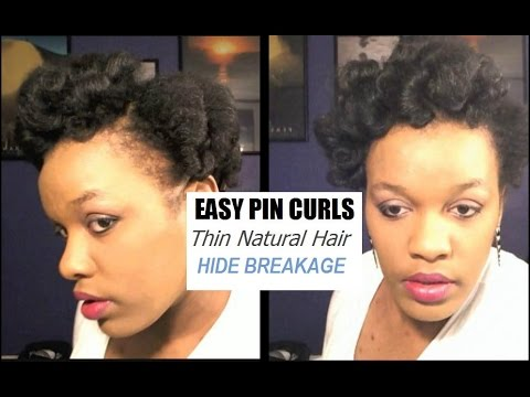 hairstyles thinning hair