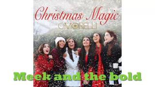 Cimorelli - Carol of the Bells LYRICS
