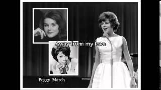 PEGGY MARCH - I Will Follow Him (1963) with lyrics