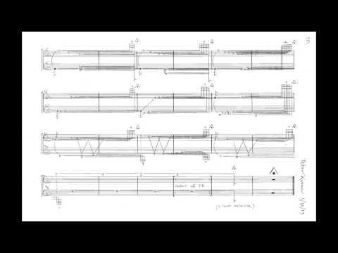 Praeambulum - Harpsichord Solo (score) - Peter Kramer
