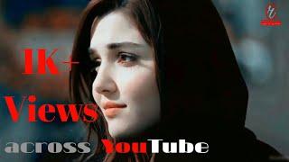 Rozana Song | Hayat & Murad Love Story | WhatsApp Status
