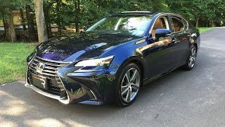 Lexus GS 200t 2016 Videos