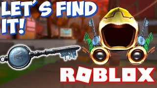 LOOKING FOR THE CRYSTAL KEY! *GOLDEN DOMINUS* Roblox Ready Player One Event