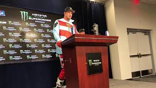 A look at Gronk's wacky press conference