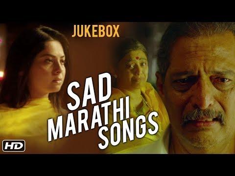 Top Marathi Sad Songs | Best Songs Collection | Marathi Movies | Duniyadari, Mitwaa, Classmates