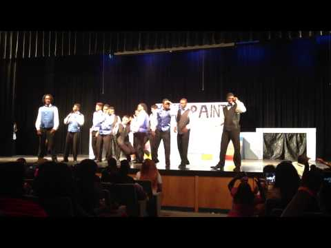 The Ladies of I'mage and The Gentlemen of Blu Psi Phi - Fort Lauderdale High Step Show 2013