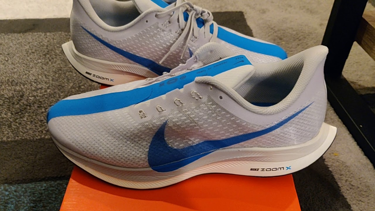 Nike Pegasus 35 Turbo White / Blue Hero