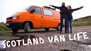 Reunited and it feels SO GOOD! | Van Life in Scotland | Ep. 15