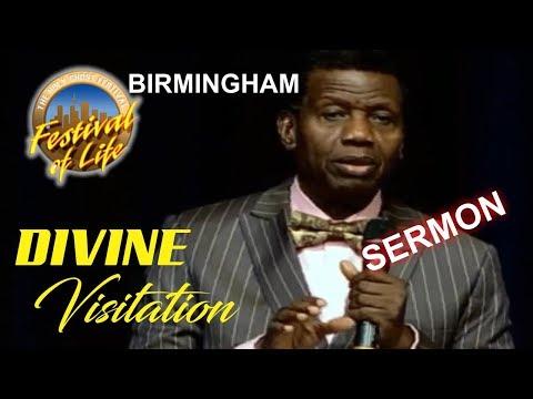Pastor E.A Adeboye Sermon @ RCCG Birmingham FESTIVAL OF LIFE 2018