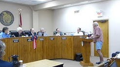 Lake Worth City Commission Meeting - 8/20/13 - City Attorney Evaluation