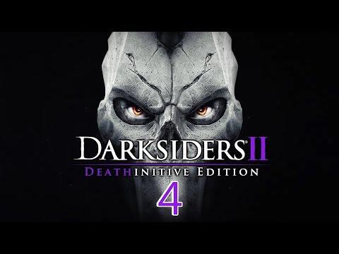 Darksiders II Deathinitive Edition Guía 100% #4 La fragua en ruinas y Oran