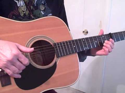 How to Play Amos Lee