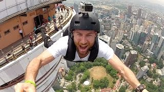 Download Video BaseJump Perspectives - KL Tower - Malaysia MP3 3GP MP4