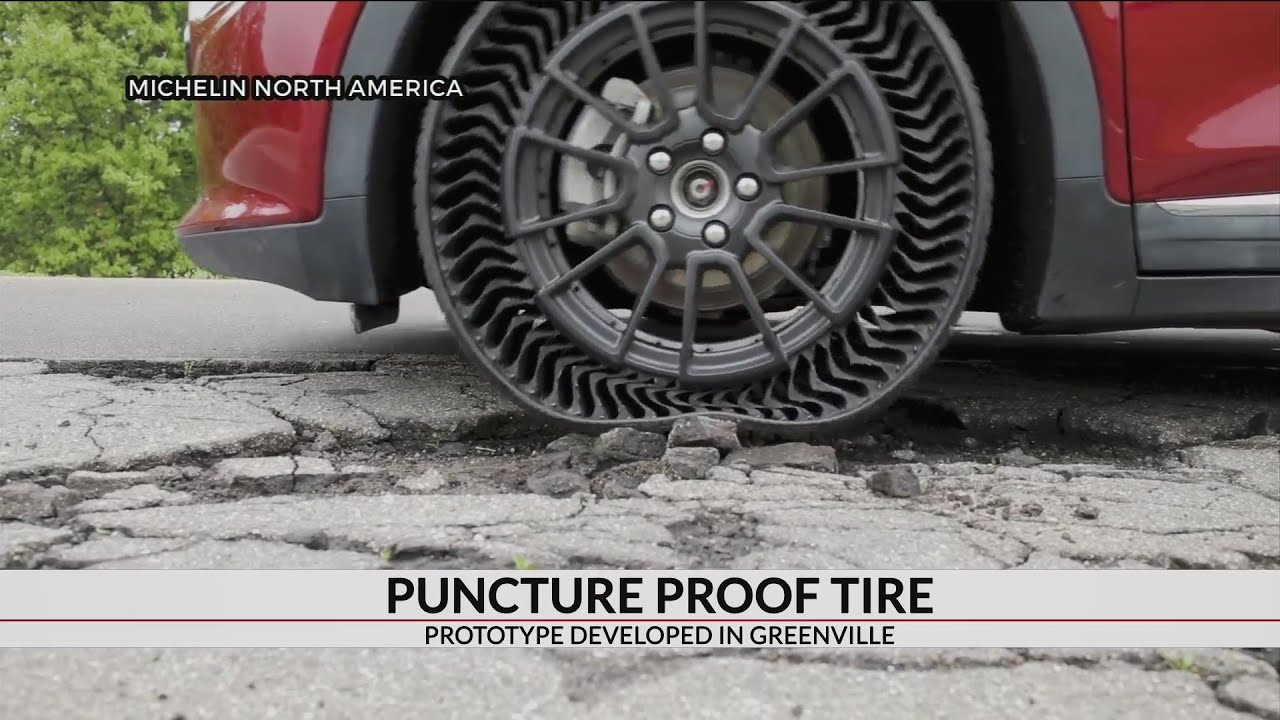 PUNCTURE PROOF TIRES