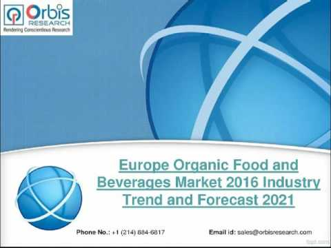 2016 Europe Organic Food and Beverages Market