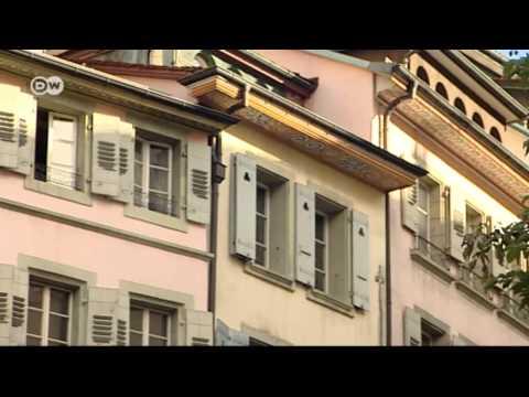 A Visit to Lausanne   Euromaxx