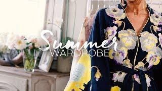 Summer Wardrobe by Hannah Strafford-Taylor