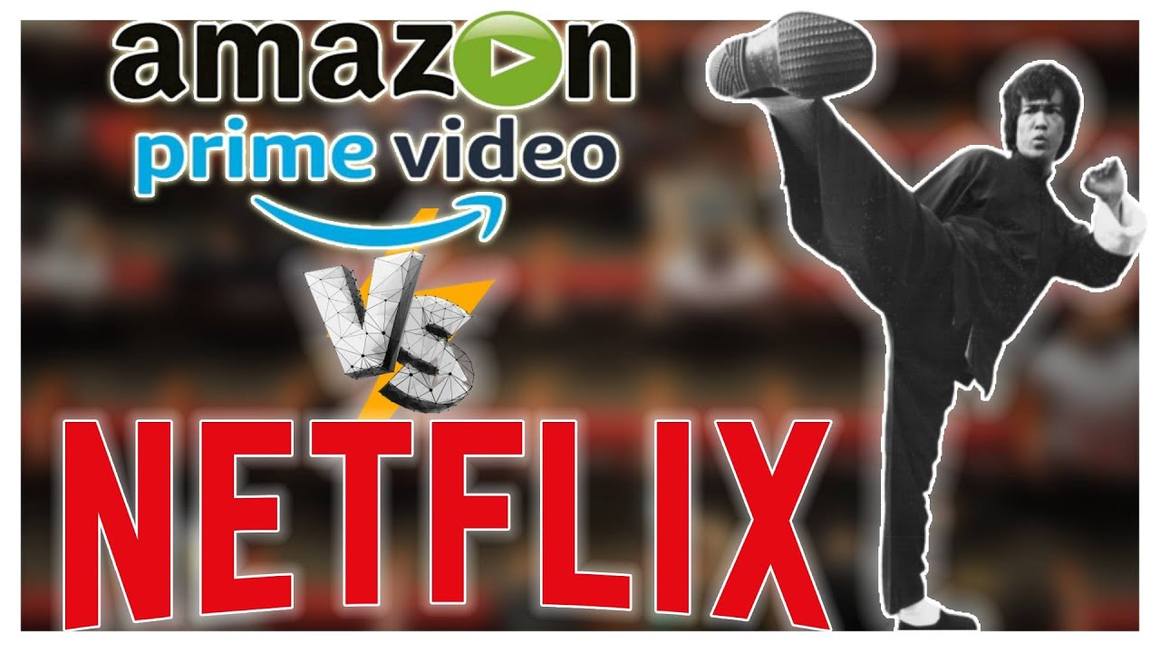 Download Best MARTIAL ARTS Movies | Netflix VS  Amazon Prime Video UK