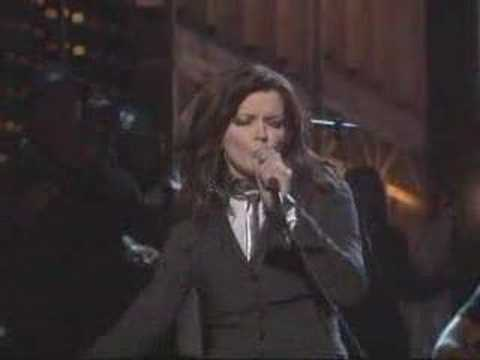 Martina McBride, For These Times, 2007 CMAs