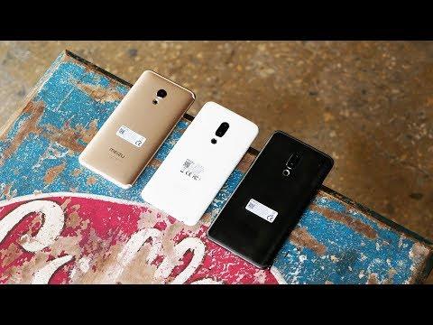 Быстрый обзор | смартфоны Meizu 15