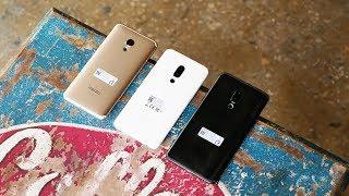 Быстрый обзор   смартфоны Meizu 15